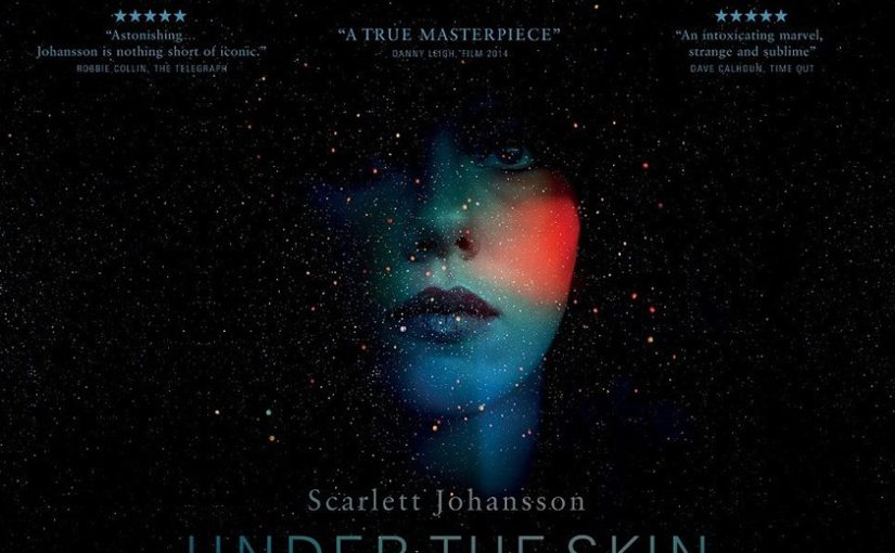Bajo La Piel (Under the Skin 2013) – Que pelotudez